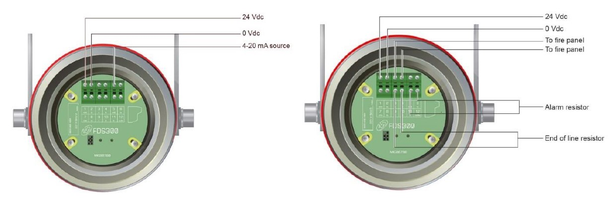 FDS301 Intelligent Visual Flame Detector