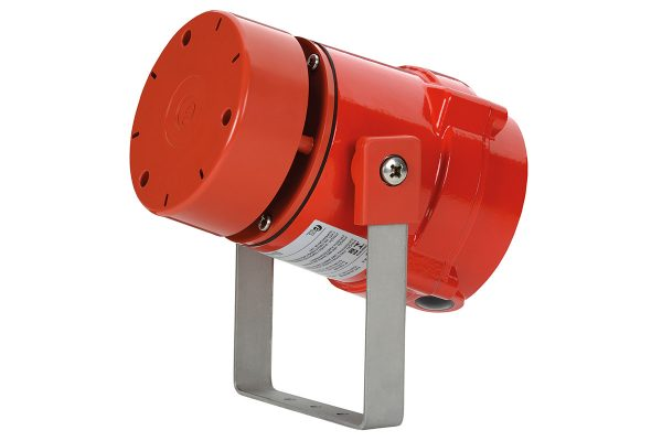 E2S BExS110 Ex d Alarm Horn – Radial Omni-directional