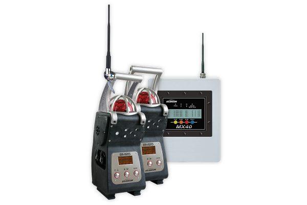 BM25 Wireless Area Monitor