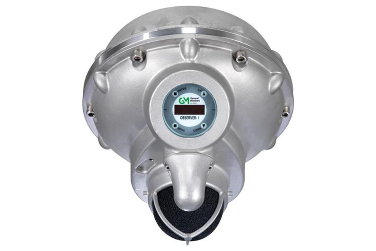 Observer-i Ultrasonic Gas Leak Detector