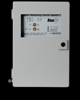 S604 and S608 Static Discharge Systems