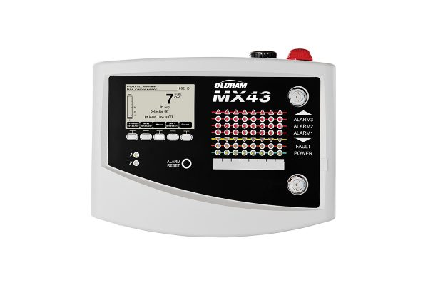 MX43 SIL-1 Certified Gas Detection Controller