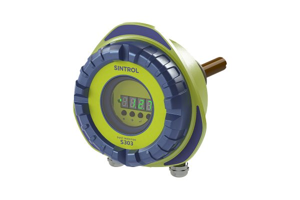 S303 Process Dust Monitor