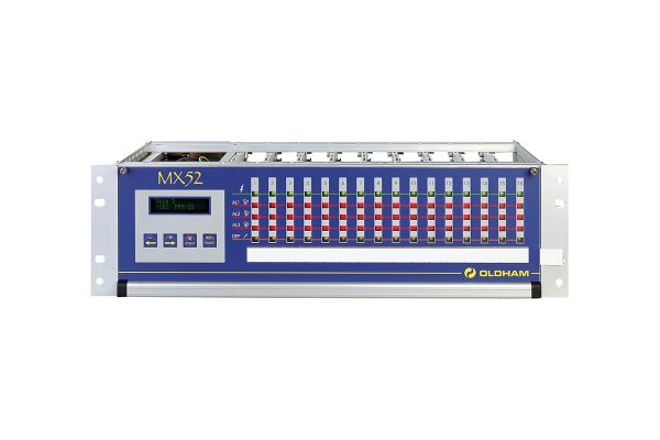 MX52 2- 16 Channel Gas Detection Controller