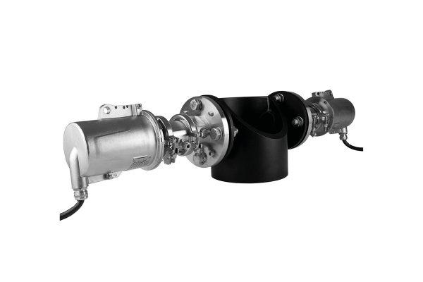 Neo Monitors LaserGas III Single Path