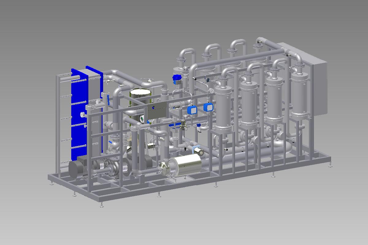 DeGas - Membrane (DGS)